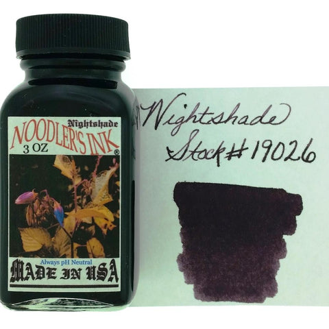 Midoco.ca: Noodler's Ink 3oz Bottle Nightshade