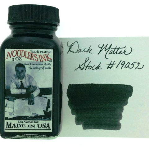 Midoco.ca: Noodler's Ink 3oz Bottle Dark Matter