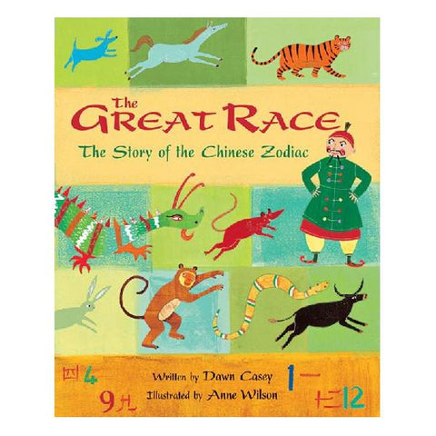 The Great Race Chinese Zodiac Book