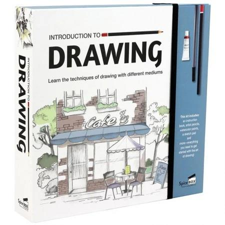 Spicebox Beginner Drawing Kit