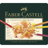 Faber Castell Polychromos Pencil Set 24pk