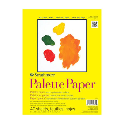 "Midoco.ca: Strathmore Palette Paper Pad 9""x12"""