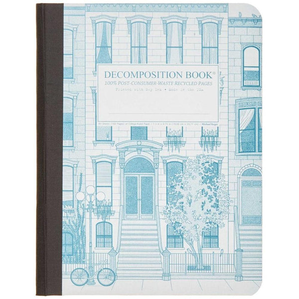 Midoco.ca: Decomposition Notebook- Brownstone