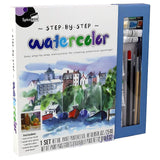 Spice Box Step-by-Step Watercolor Kit