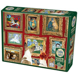 Midoco.ca: Cobble Hill Puzzle 1000pc Dog Gallery