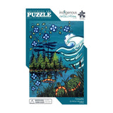 Midoco.ca:Indigenous Collection 1000PC Puzzle: William Montague