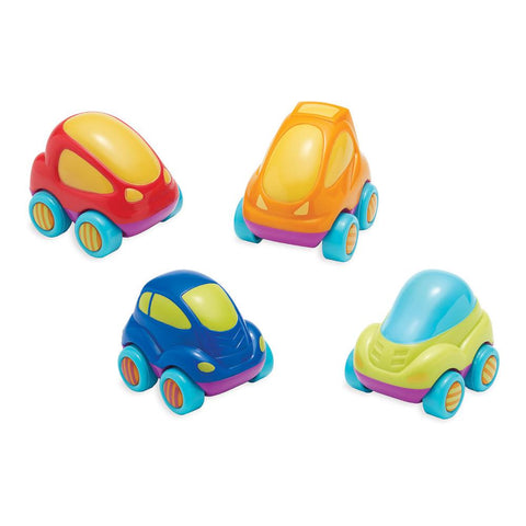 Manhattan Toy Little Racers Pull-Back Cars (Assorted)