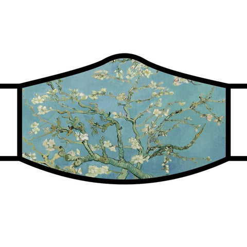 Edenborough Face Mask VanGogh Almond Blossom