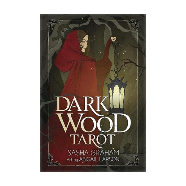 Midoco.ca:Thomas Allen Dark Wood Tarot