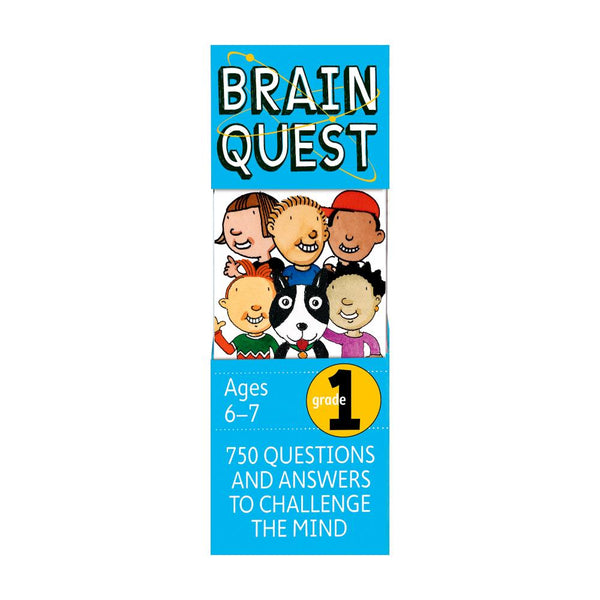 midoco.ca:Thomas Allen Brain Quest Grade 1 Quiz Deck