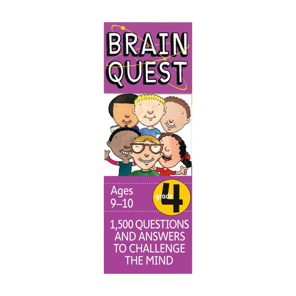 Midoco.ca:Thomas Allen Brain Quest Grade 4 Quiz Deck
