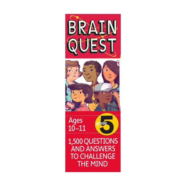 Thomas Allen Brain Quest Grade 5 Quiz Deck