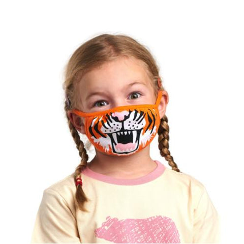 Little Blue House Kid's Tiger Face Mask