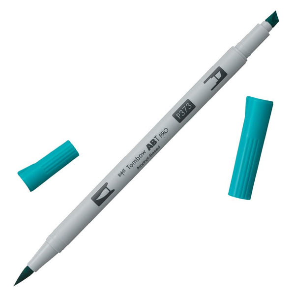 Midoco.ca: Tombow ABT PRO Alcohol-Based Marker #P373 Sea Blue