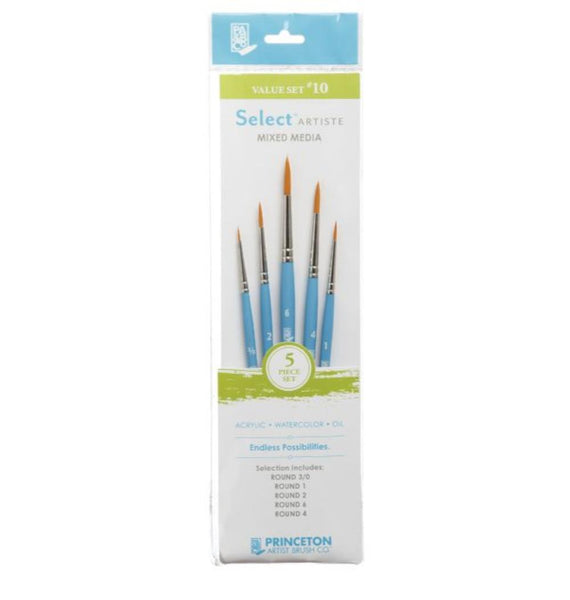 Midoco.ca: Select 5pc Brushes