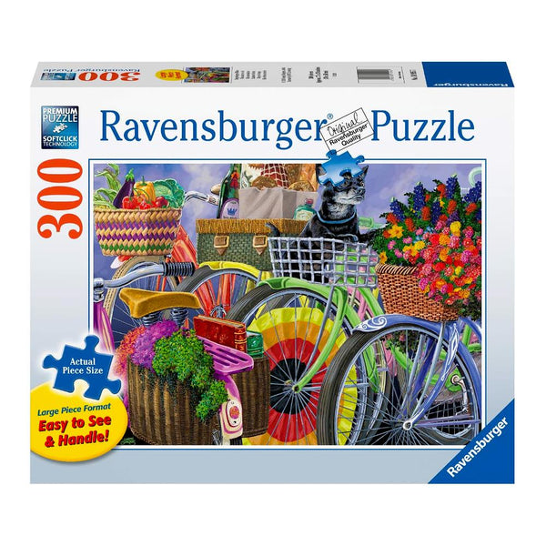Ravensburger 300pc Puzzle - Bicycle Group