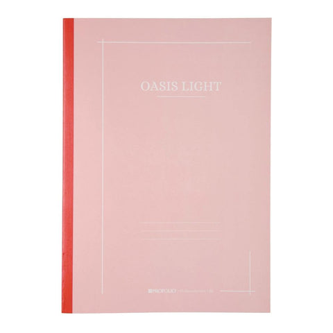 Midoco.ca: Itoya Oasis Light Notebook Rose