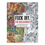 Cedar Mills Press Fuck Off, I'm Coloring! Coloring Book