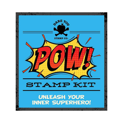 Midoco.ca:Simon & Schuster POW! Stamp Kit & Booklet