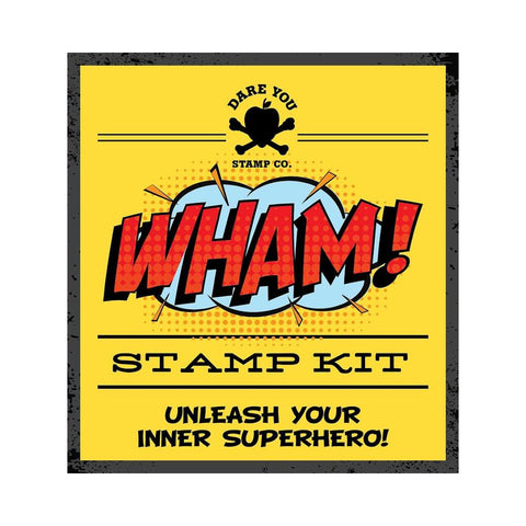 Midoco.ca:Simon & Schuster Wham! Stamp Kit & Booklet