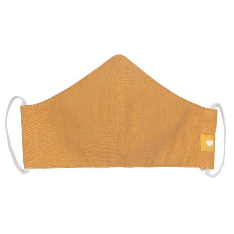 Midoco.ca: Now Designs Take Cover Face Mask - Ochre Yellow