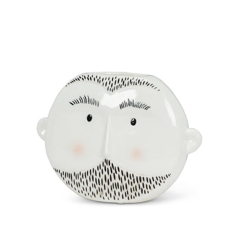 Midoco.ca: Abbott Vase Bearded Man