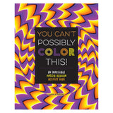 MoonDance Optical Illusion Colouring & Activity Book