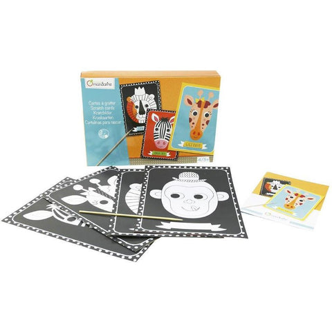 Midoco.ca: Avenue Mandarine Scratch Card Kit