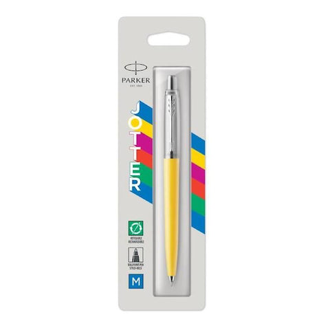 Midoco.ca: Parker Yellow Jotter