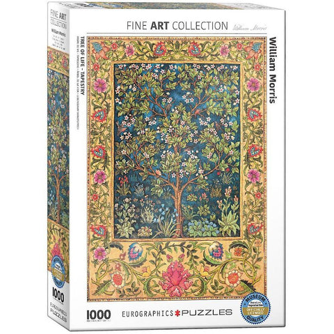 Eurographics 1000pc Puzzle - Tree of Life Tapestry