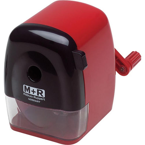 Midoco.ca: M+R Crank Style Table Sharpener Red
