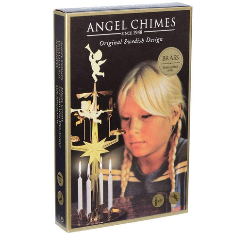Midoco.ca: Brass Angel Chimes