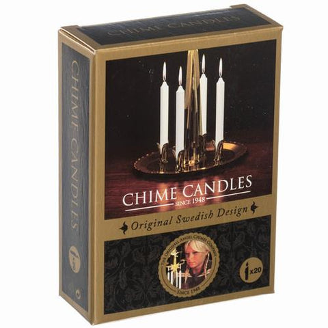 Midoco.ca: Chime Candles 20pk