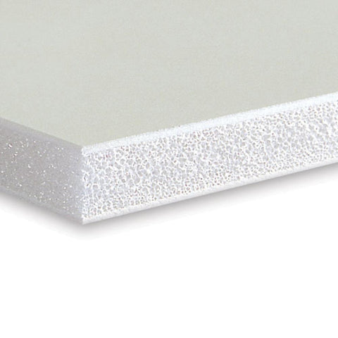 "Midoco.ca: Foam Board 1/2"" Thick White 30"" x 40"""