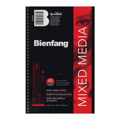 "Midoco.ca: Bienfang Mixed Media Pad 8.5"" x 5.5"""