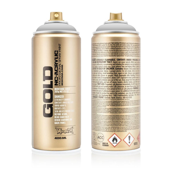 Montana Gold 400mL Spray Paint - Wall