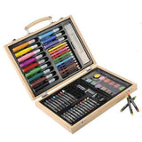 Midoco.ca: Junior Art Set in Wooden Case