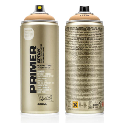 Midoco.ca: Montana PRIMER 400mL Spray Paint - Polystyrene