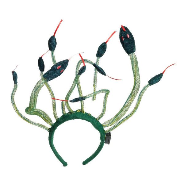 Forum Novelties Light Up Medusa Headpiece