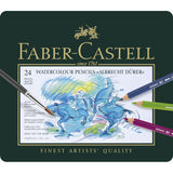 Faber Castell Albrecht Durer Watercolour Pencil 24 Set