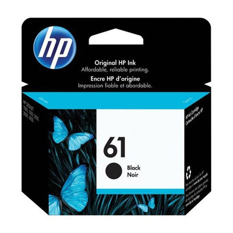 Midoco.ca: HP Printer Cartridge 61 Black