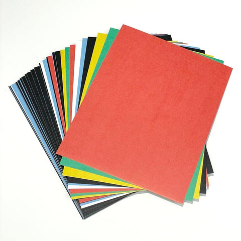 Fierro Card / Cover Stock 100pk - Assorted Colours