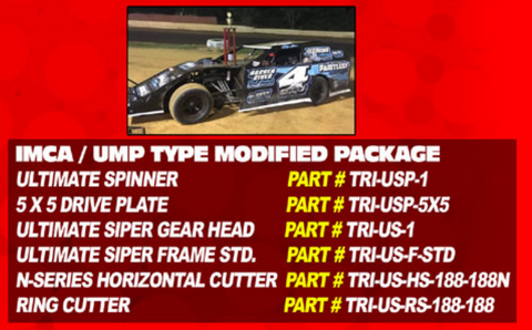 IMCA / UMP TYPE MODIFIED PACKAGE
