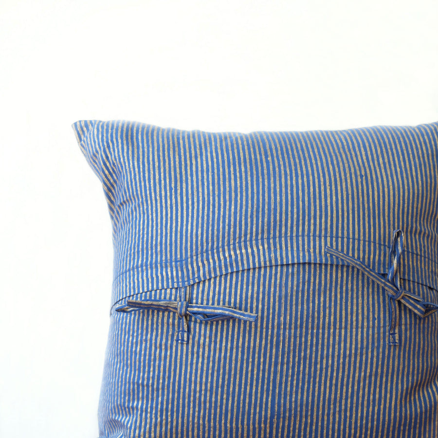 Le coussin grand Blue Palladio
