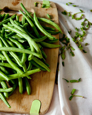 FreshZen Green Beans With Ginger