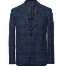 Cotton Slim-fit Blazer