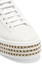 Ace Embellished Sneakers