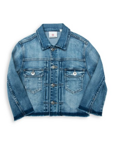 Jewel Blue Daize Jacket