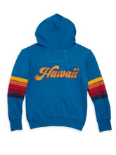 Hawaii Patch Zip Hoodie