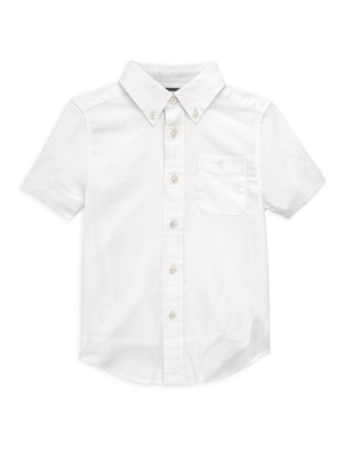 Classic Stretch Collared Shirt